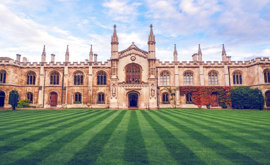 Cambridge University Virtual Tour