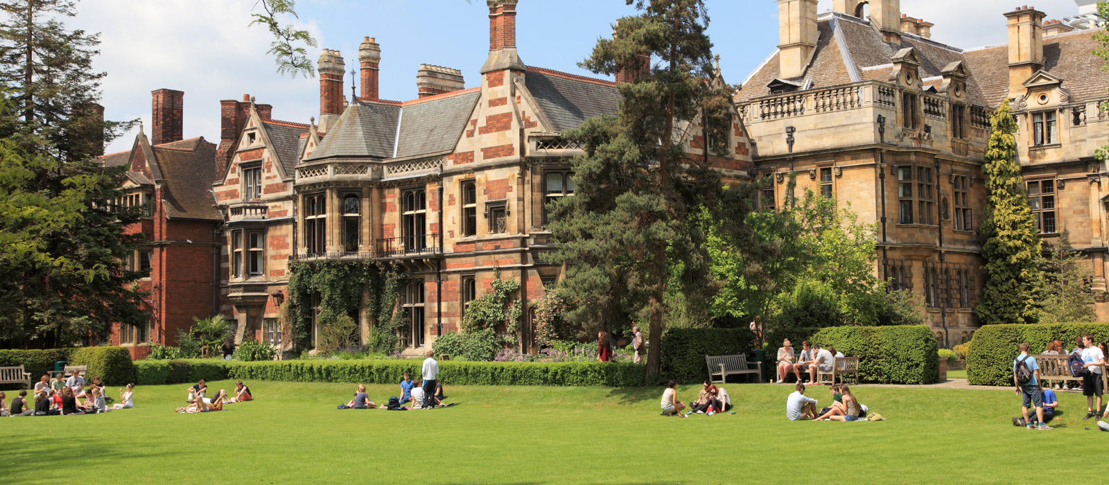 Year 12 BAME Access Day, Pembroke College - University of Cambridge