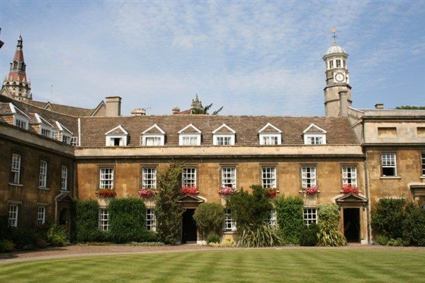 University of Cambridge - Christ's College Open Day