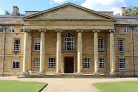 University of Cambridge - Downing College's Law Live Q&A