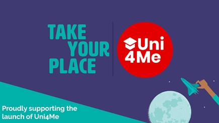A New Online Hub 'Uni4Me' Brings Together 250 Online Activities From 50 Organisations.